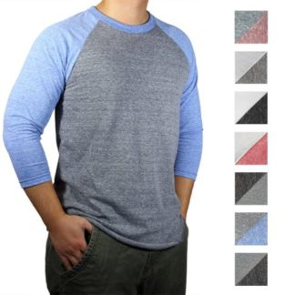 3/4 Sleeve Shirts Men