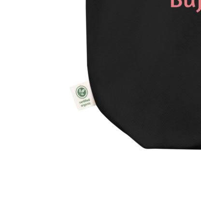Buff The Minge Eco Tote Bag