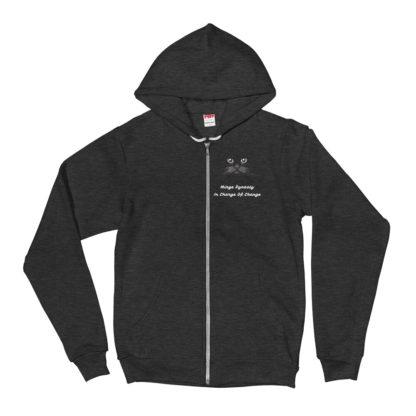 Minge Dynasty Zip Hoodie Sweater