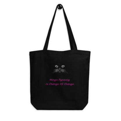 Minge Dynasty Eco Tote Bag
