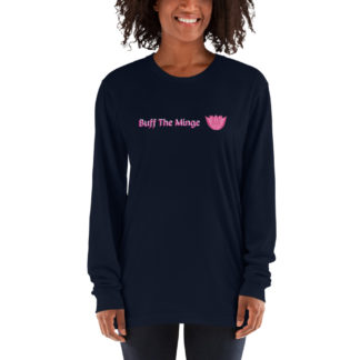 Buff The Minge Long Sleeve T-Shirt