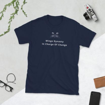 Minge Dynasty Short Sleeve Unisex T-Shirt