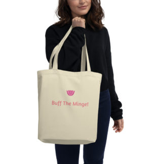 Buff The Minge Eco Tote Bag