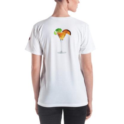 Women T-shirt World Peace Thru Hard Liquor
