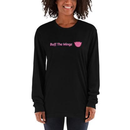 Buff The Minge Long Sleeve T-Shirt