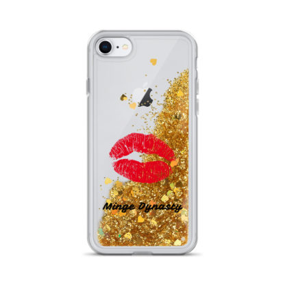 Minge Dynasty Liquid Glitter Case
