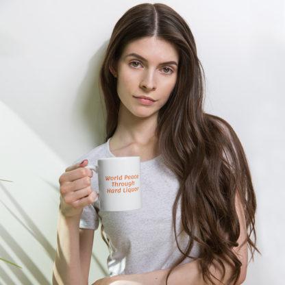 Mug World Peace