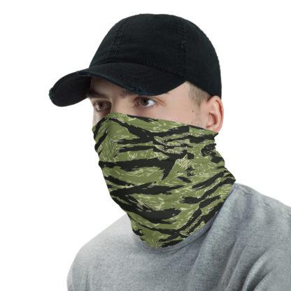 Camo Face Mask