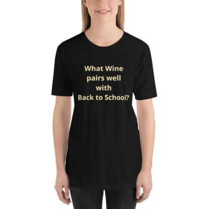 unisex premium t shirt black front 60a83df56669c