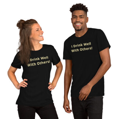 unisex premium t shirt black front 60aaf06a1dd21