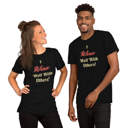 unisex premium t shirt black front 60aaf168116d8