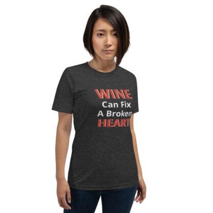 unisex premium t shirt dark grey heather front 60a83b1139fd8