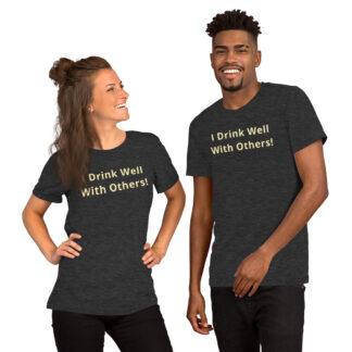 unisex premium t shirt dark grey heather front 60aaf06a1d039