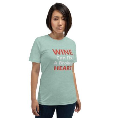 unisex premium t shirt heather prism dusty blue front 60a83b113c116