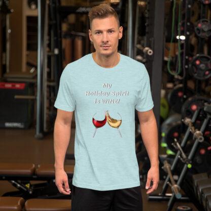 unisex premium t shirt heather prism ice blue front 60a83d2e27eea