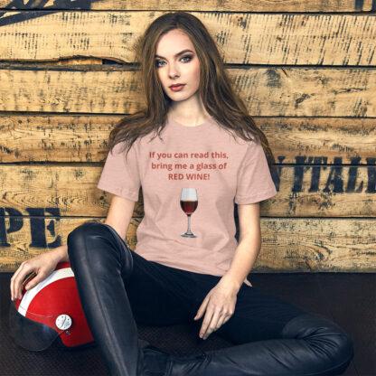 unisex premium t shirt heather prism peach front 60a83809918a0