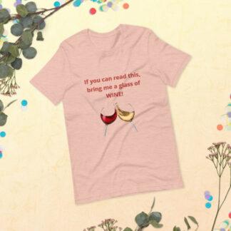 unisex premium t shirt heather prism peach front 60a83be4ec66d