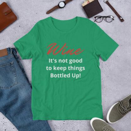 unisex premium t shirt kelly front 60a8648182e99