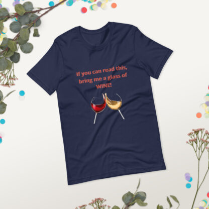 unisex premium t shirt navy front 2 60a83be4ee573