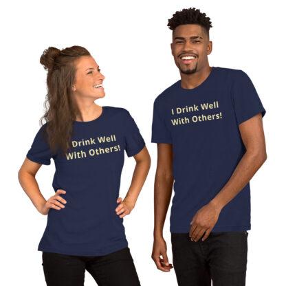 unisex premium t shirt navy front 60aaf06a1e01b