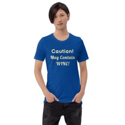 unisex premium t shirt true royal front 60cc18d800172