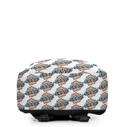 all over print minimalist backpack white bottom 60edfc39d7462