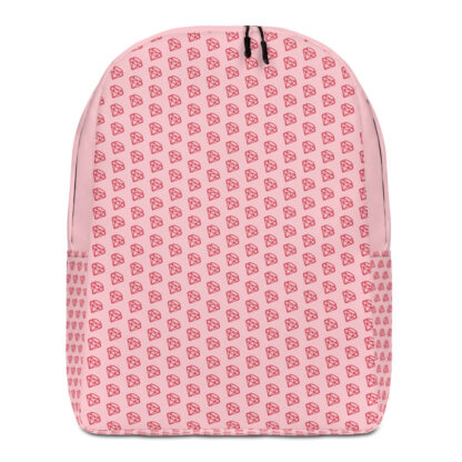 all over print minimalist backpack white front 60edfe64a834a
