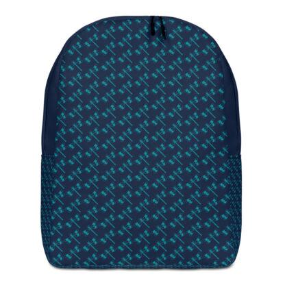 all over print minimalist backpack white front 60edff559e0f6