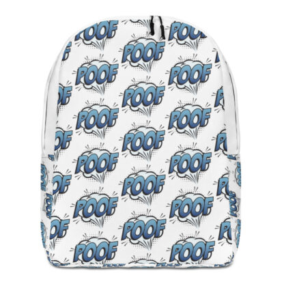 all over print minimalist backpack white front 60f9e386a552e