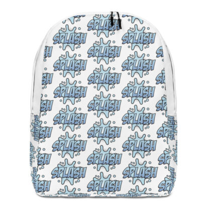 all over print minimalist backpack white front 60fa3e72e6ca9