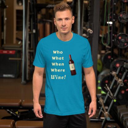 unisex premium t shirt aqua front 60e278cc23047