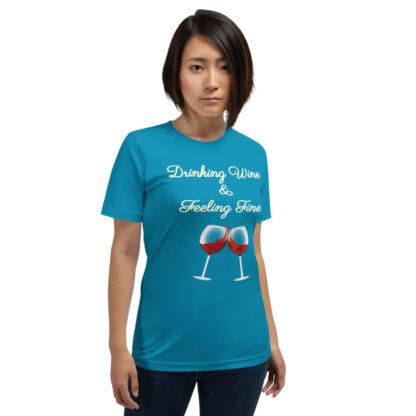 unisex premium t shirt aqua front 60eaf9c1a2dfb