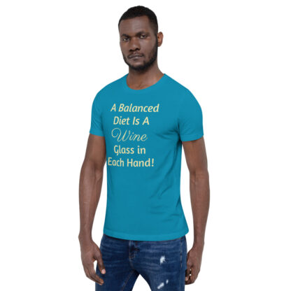 unisex premium t shirt aqua left front 60ea4ded8328d