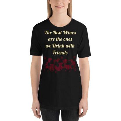 unisex premium t shirt black front 60e266e919e06