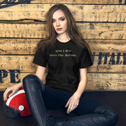 unisex premium t shirt black front 60ea5018a87ad
