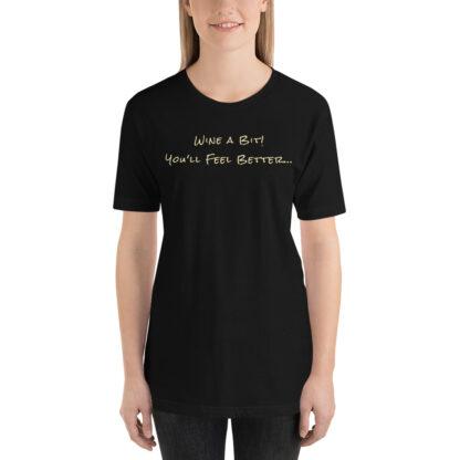 unisex premium t shirt black front 60ea5018a8976