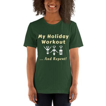 unisex premium t shirt forest front 60e2785a2600c