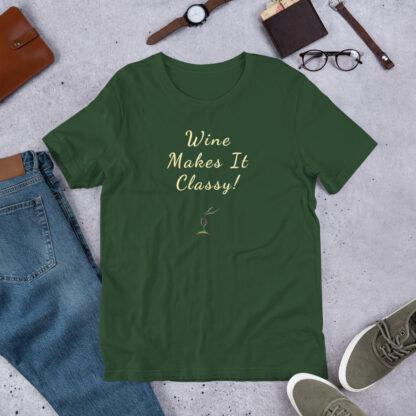 unisex premium t shirt forest front 60ea4ca148b60