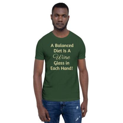 unisex premium t shirt forest front 60ea4ded81700
