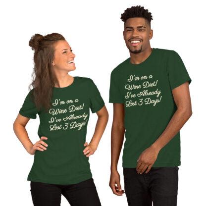 unisex premium t shirt forest front 60ea4e894f005