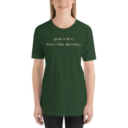 unisex premium t shirt forest front 60ea5018a8b33