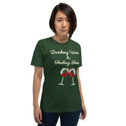 unisex premium t shirt forest front 60eaf9c1a1e8a