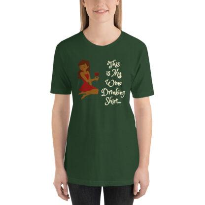 unisex premium t shirt forest front 60eb22a06a4a7