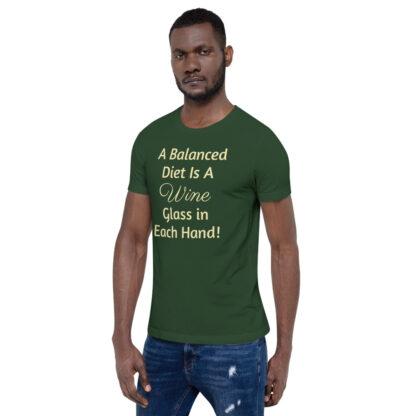 unisex premium t shirt forest left front 60ea4ded8180f
