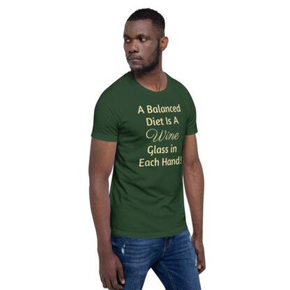 unisex premium t shirt forest right front 60ea4ded81919
