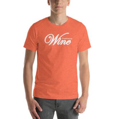 unisex premium t shirt heather orange front 60e27a864b33c