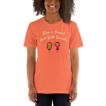 unisex premium t shirt heather orange front 60ea508e14e65