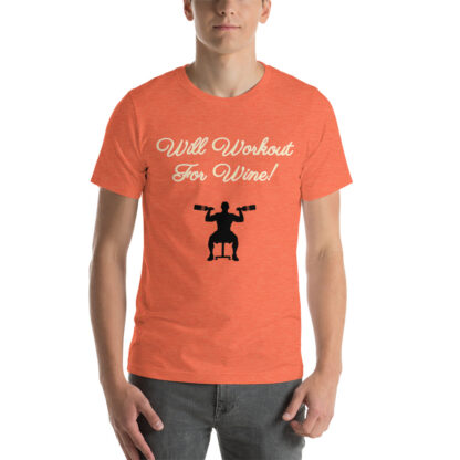 unisex premium t shirt heather orange front 60eaf9629f216