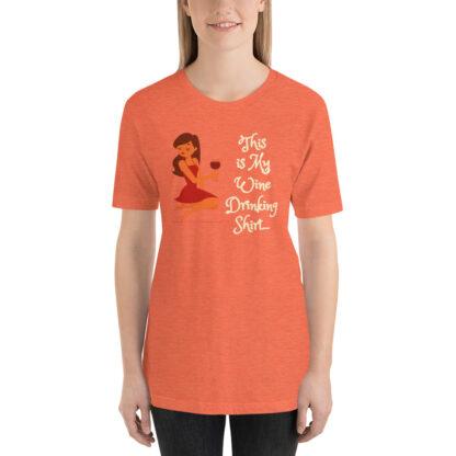unisex premium t shirt heather orange front 60eb22a06be00