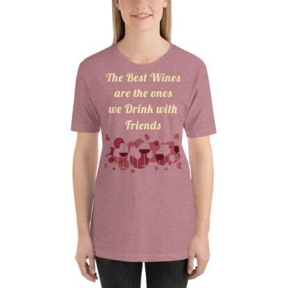 unisex premium t shirt heather orchid front 60e266e9190de